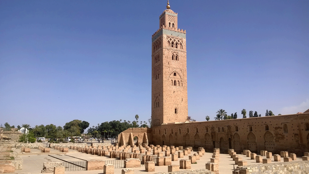 Palace Bahia Marrakech Tour Guide