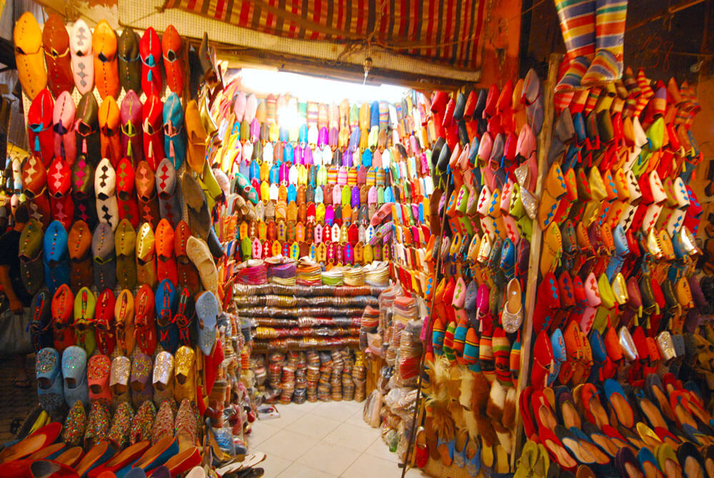 Souk market Marrakech Tour Guide